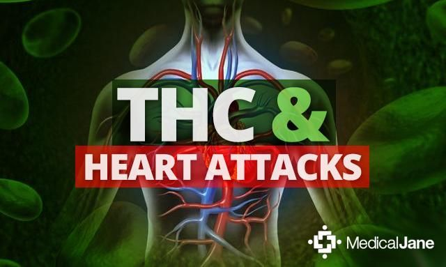 Study Shows THC May Limit Damage Caused By Heart Attack - https://www.medicaljane.com/2013/07/22/thc-is-beneficial-for-brain-heart-health/