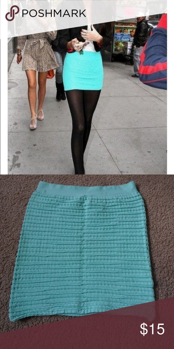 Mint skirt New Mint skirt Skirts Mini