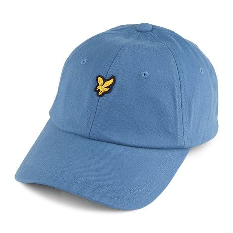 Lyle   Scott Hats Vintage Baseball Cap - Blue by STREET CAPS The Lyle    Scott Vintage Baseball Cap in black is a stunning new addi… 5d33f73fd5b
