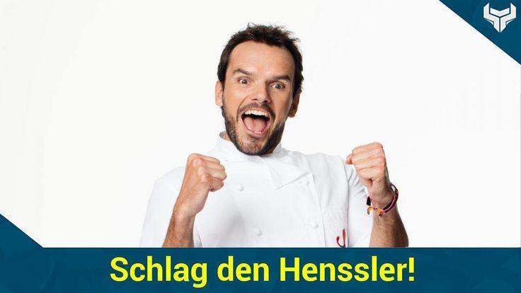 """Seitdem Stefan Raab (50) 2015 sein TVAus verkündet hat wartet man sehnsüchtig auf seine Rückkehr. Die kommt nun zwar tatsächlich allerdings mit einem neuen Format. Für """"Schlag den Raab"""" wurde jetzt aber endlich ein würdiger Nachfolger gefunden: Steffen Henssler (44) übernimmt!   Source: http://ift.tt/2sqefDI  Subscribe: http://ift.tt/2rV6vGf! Bald kommt wirklich """"Schlag den Henssler""""!"""