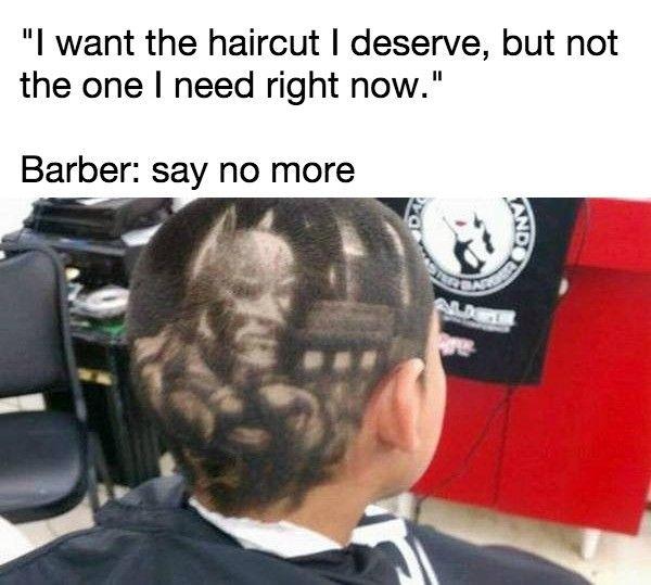 Best Barber Ever                                                                                                                                                                                 More