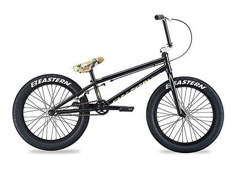 """Eastern Bikes BMX Bike - Talisman Black & Camo, 20"""""""