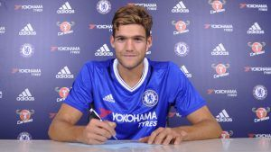 Marcos Alonso performing exceptionally in the Chelsea defence. http://www.soccerbox.com/blog/marcos-alonso-chelsea/