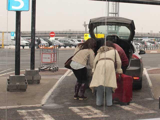 Blocage des chauffeurs VTC aux abords des aéroports parisiens