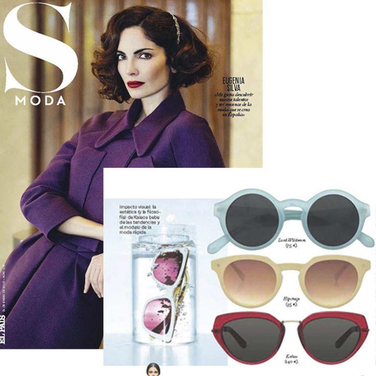 Nos hace mucha ilusión que @smoda haya escogido KALEOS como ejemplo de emprendiduría en nuestro país. ¡Además nuestras Zuko y nuestras Priestly se ven preciosas! ¡Gracias! #Kaleos #eyehunters #sunglasses #shades #sunnies #glasses #look #gafas #gafasdesol #fashion #moda #complementos #accessories #Smoda #zuko #priestly