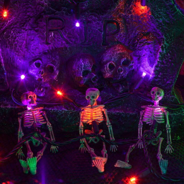 halloween lights - Halloween Lights