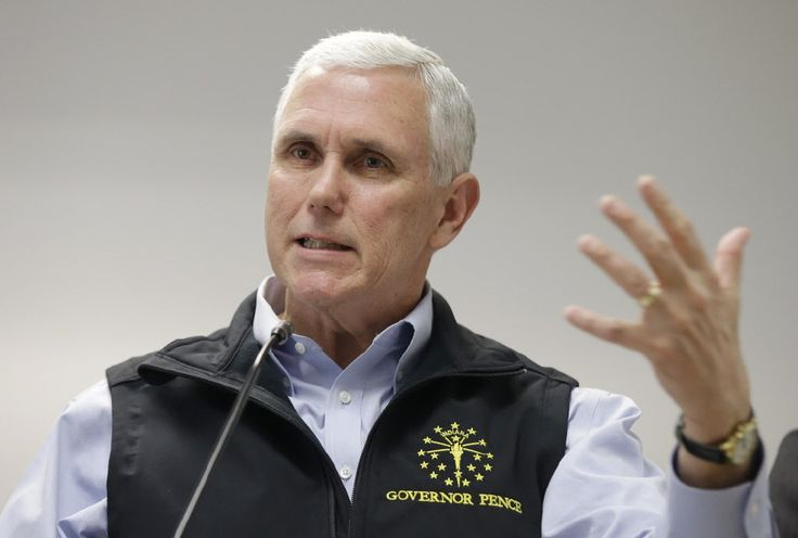 """Indiana Gov. Mike Pence signs religious objections bill 