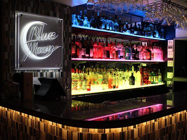 Double Wide LED Liquor Shelf by Armana Productions, LLC.