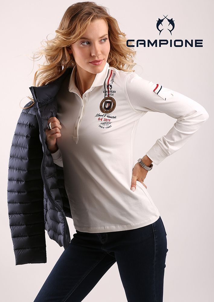 Modernes Rugby-Polo