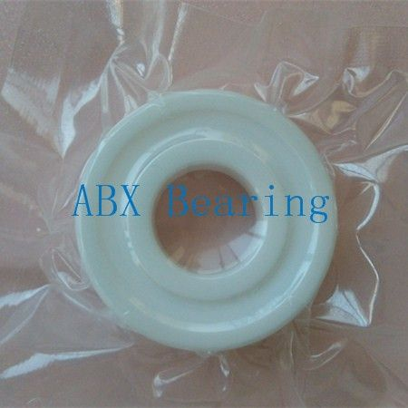 27.61$  Buy now - http://alia0b.shopchina.info/1/go.php?t=32437274532 - 6903-2RS full ZrO2 P5 ABEC5 ceramic deep groove ball bearing 17x30x7mm 61903 bike bearing 27.61$ #aliexpresschina