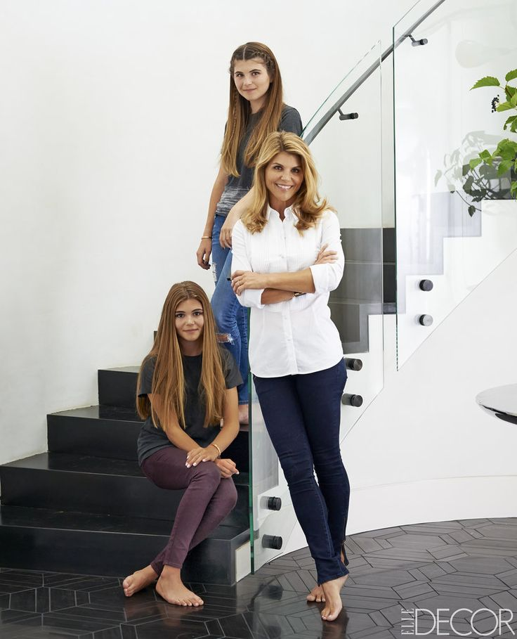 Lori Loughlin's Real-Life Full House Will Blow You Away: She's best known for her starring role as Aunt Becky on the soon-to-be rebooted sitcom Full House, but in real life Lori Loughlin is happy to let her fashion entrepreneur husband Mossimo Giannulli (he founded and later sold the eponymous Target brand) take the leading role on home renovations.