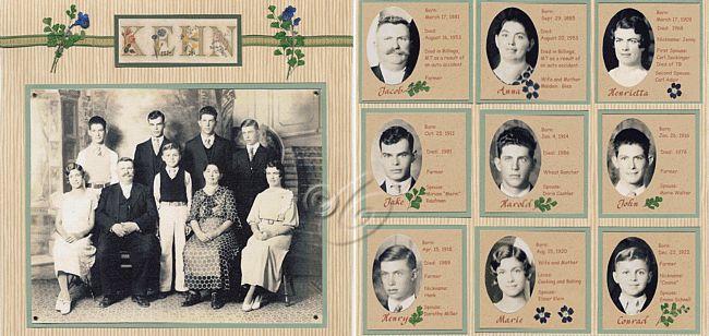 Identifier les individus sur une photo de groupe.