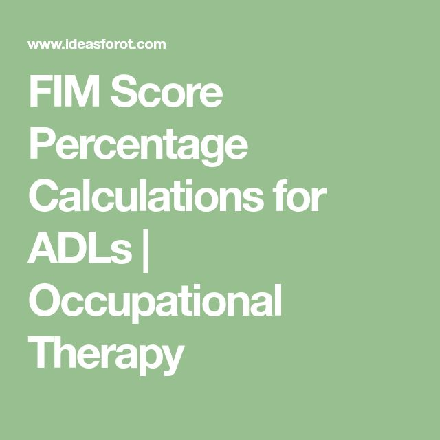 The  Best Occupational Therapy Assessment Ideas On