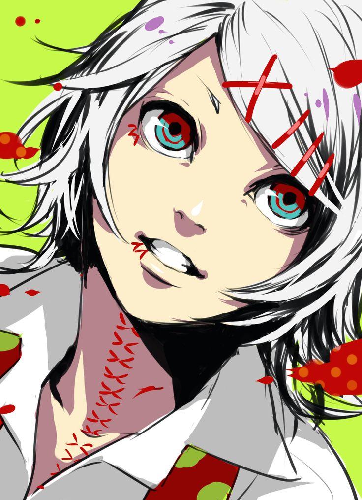 Anime Characters Like Juuzou : Best images about juuzou suzuya ️ on pinterest news