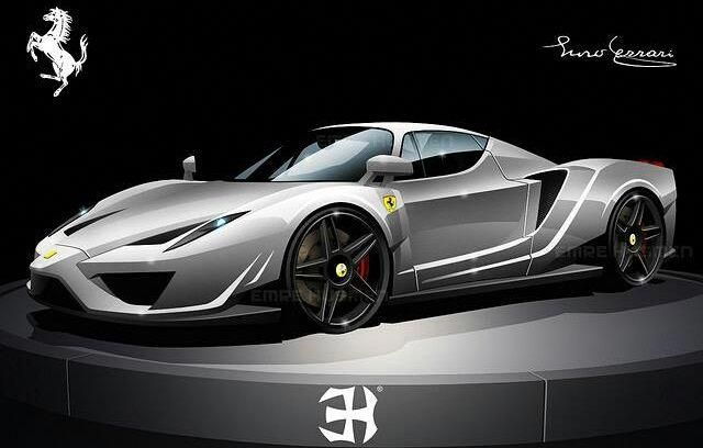 The Exciting Ferrari Enzo With Images Ferrari Car Sports Car