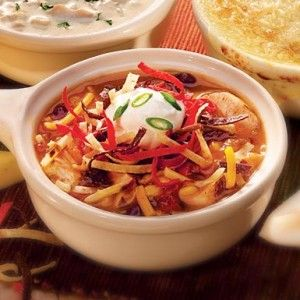 Modified Tortilla Soup is one way to get the flavor you want for tortilla soup 300x300 Tasty Red Robin Chicken Tortilla Soup Recipe