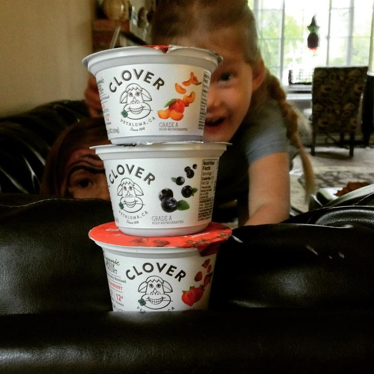 All three of my girls #ChooseClo & have their own favorite flavor! #trynatural @socialnature @cloverpetaluma