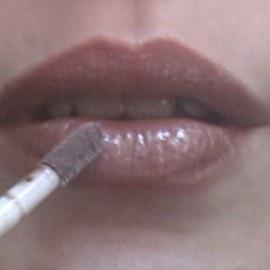 Lip gloss Bio