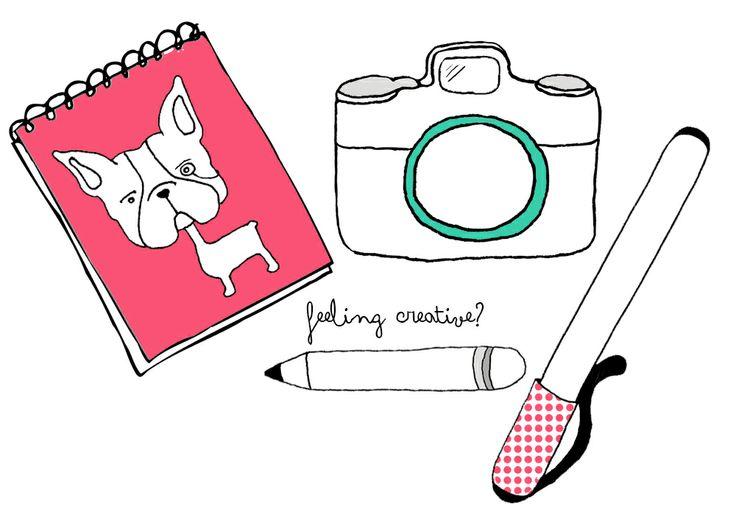 Feeling creative? #illustration