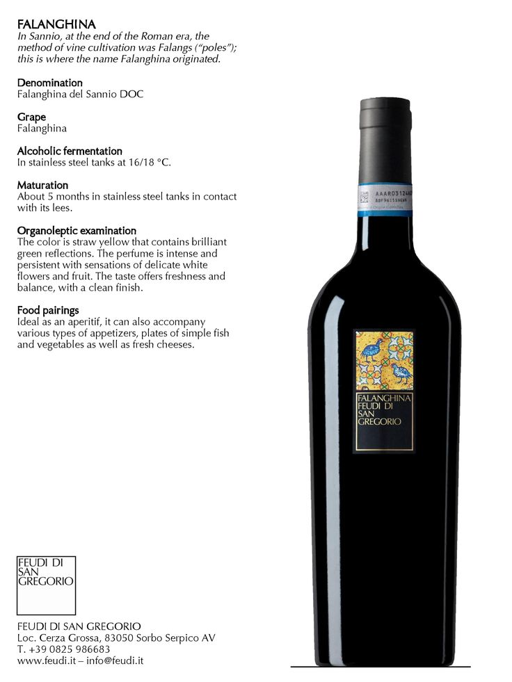 2014 Feudi di San Gregorio Falanghina. Had it as a special wine of November 2015. Crisp and fresh. Summer wine. Nice. 86/100