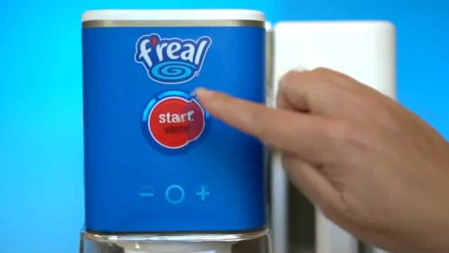 The F Real B7 Behind The Counter Blender Can Make A Delicious Real Milkshake Smoothie Or Frappe In Less Than 40 Seconds Just Grab A Frappe Milkshake Canning