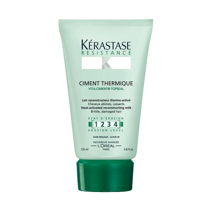 Kérastase Resistance Ciment Thermique ~ If you have fine hair, this product will make for an incredible full head of thick hair feeling kind of blow out! LOVE!