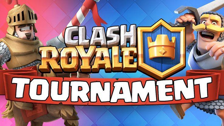 Wie Sie In Clash Royale Turnieren Spielen Sollen