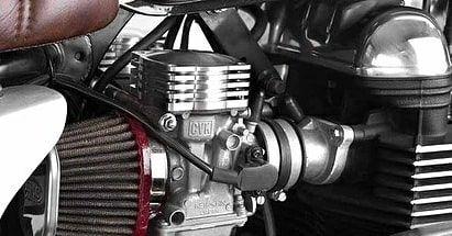 Carburetors Cover For Triumph Bonneville With Carburetor Or Efi It