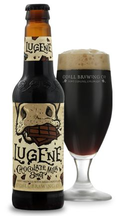 Two words - OH WOW! Lugene Chocolate Milk Stout - Odell Brewing Company. Brewed with chocolate milk. I was skeptical, but it's like a beer, dessert and meal all in one! YUM!