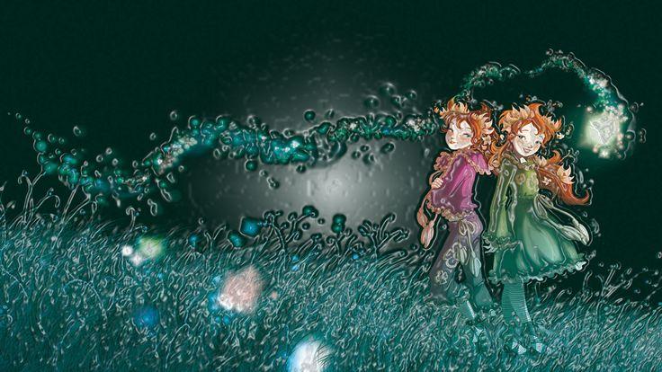 Vainiglia e Pervinca Fairy Oak