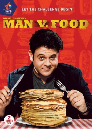 Man V. Food.