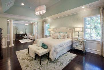 Shaw--Colt / Coffee Bean && Randolph Ridge - Hampton Model - contemporary - Bedroom - New York - Mary Cook