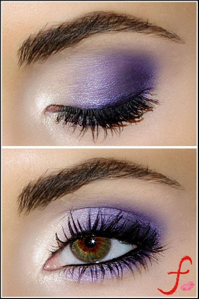 Purple Eyeshadow Tutorial: Purple Eyeshadow Looks