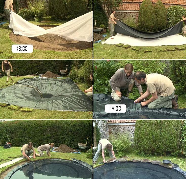 Süs Havuzu Nasıl Yapılır? http://www.cevrecibahcem.com/1633