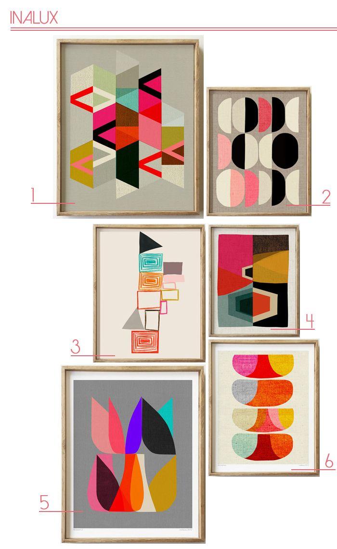 Best Online Art Resources | Emily Henderson @inalux