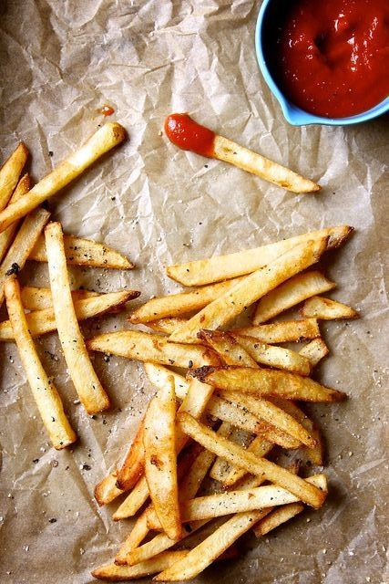 The secret to restaurant-style French fries at home