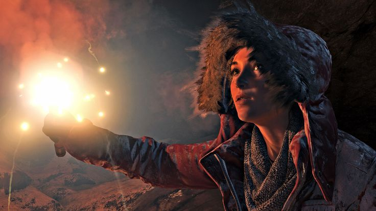 Rise of the Tomb Raider Dev Talks Xbox Exclusivity - GameSpot