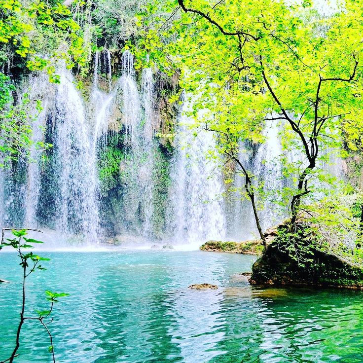 Piknik veya yürüyüş yaparken suyun sesiyle rahatlayacagın bir yer 😄🌊    #kurşunluşelalesi #kursunluwaterfall #waterfall #doğa #huzur #tatilplanı #yaz #geliyor #yaz #tatili #piknik #yürüyüş #yemyeşildoğa #gezmek #tatil #başlıyor