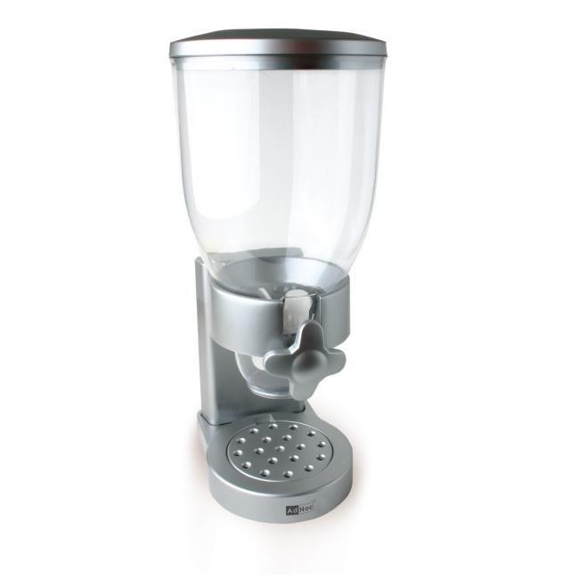 Handige ontbijtgranen dispenser  Categorie : Keukenapparatuur Sub categorie : Fun Cooking Merk : Ad Hoc