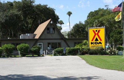 Mims, Florida Campground | Titusville / Kennedy Space Center KOA