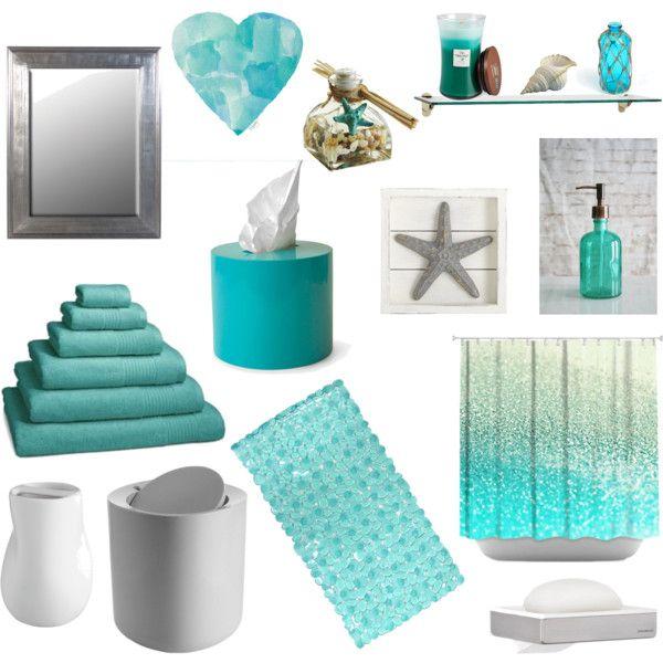 261 Best Images About Beach Bathroom Ideas On Pinterest