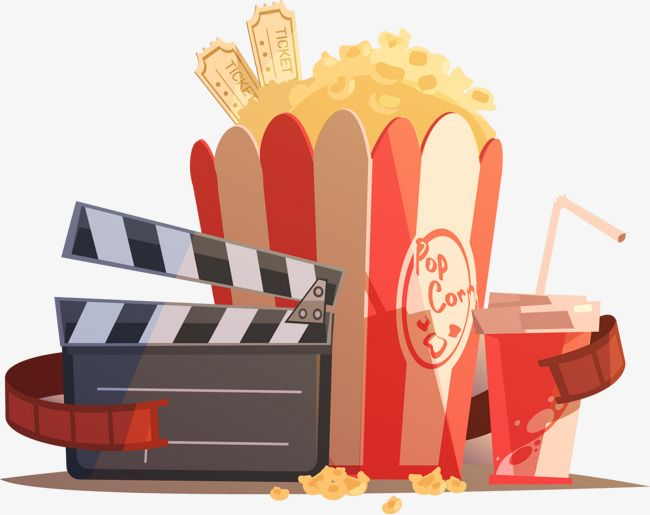 Vector Movie Popcorn Movie Night Clipart The Popcorn Png And Vector With Transparent Background For Free Download Movie Popcorn Movies Digital Design