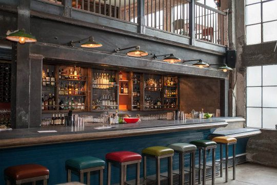 #Restaurant #Bar #Interior #Space