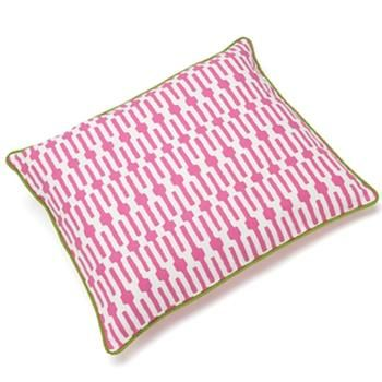 Pink Pippa Dog Bed Futon