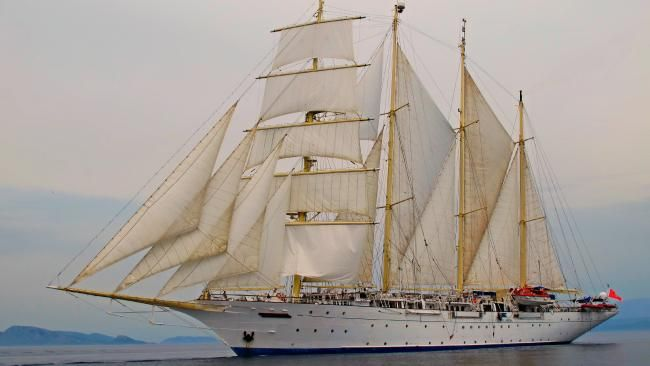 A Star Clippers cruise in the Aegean a taste of 19th century sailing #travel #holidays