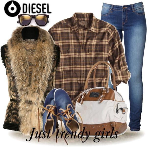 diesel tote bag, Diesel handbags collection http://www.justtrendygirls.com/diesel-handbags-collection/