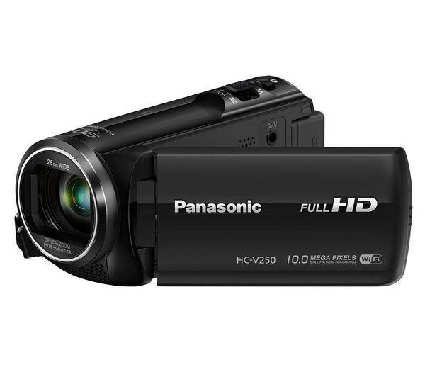 PANASONIC HC-V250 - svart - Videokamera fra Pixmania. Om denne nettbutikken: http://nettbutikknytt.no/pixmania/