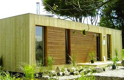 kit houses shipping container home