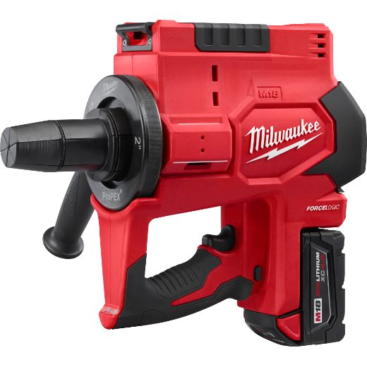 "M18™ FORCE LOGIC™ 2""-3"" ProPEX® Expansion Tool Kit | Milwaukee Tool"