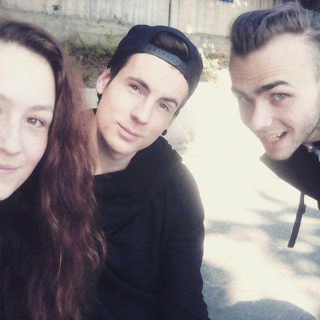 #ShareIG Explo a Matúš ❤ veľmi pekne ďakujem za fotku :) najlepši youtuberi